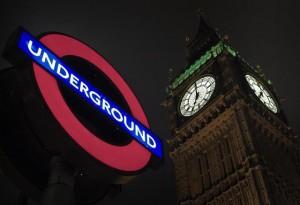 London Tube.