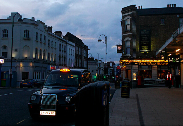 History Of London Black Cabs Mobbo Taxi Blog
