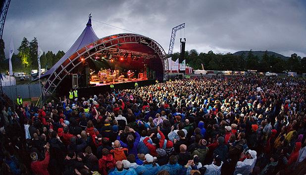 Festival in London.