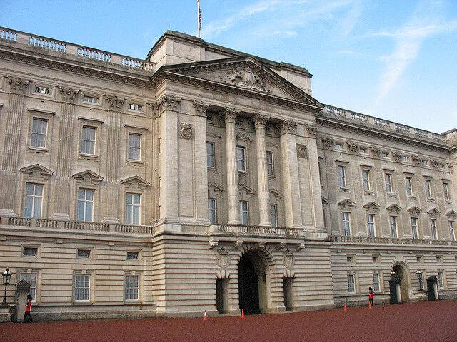 Buckingham Palace Close