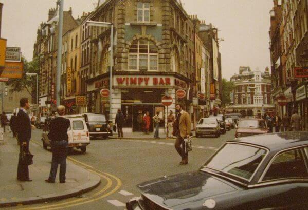 London 1980s