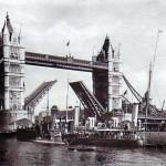 Tower Bridge 1950s