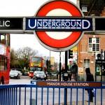 History of London Tube.