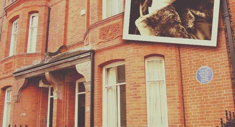 Oscar Wilde's House