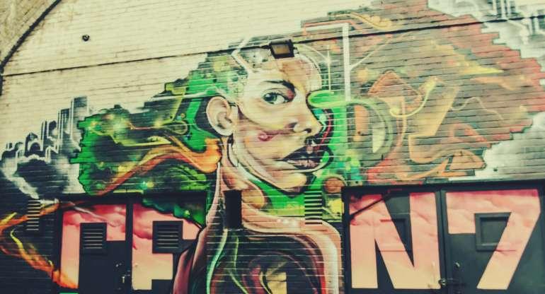 Camden Street Art