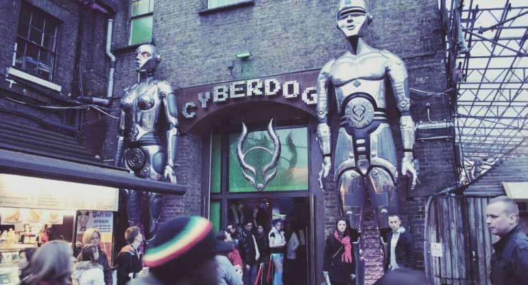 Cyberdog Shop