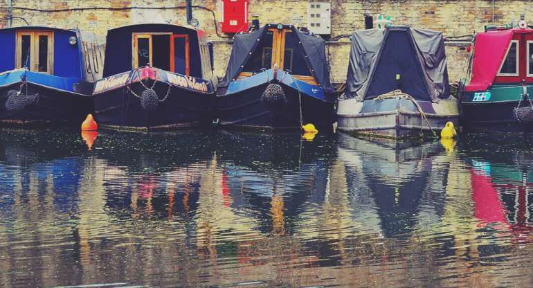 St. Regents Canal