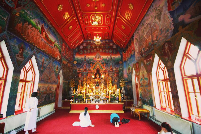 Wat Buddhapadipa Temple
