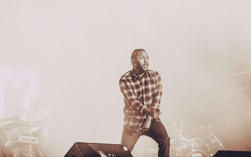 Kendrick Lamar London 2018