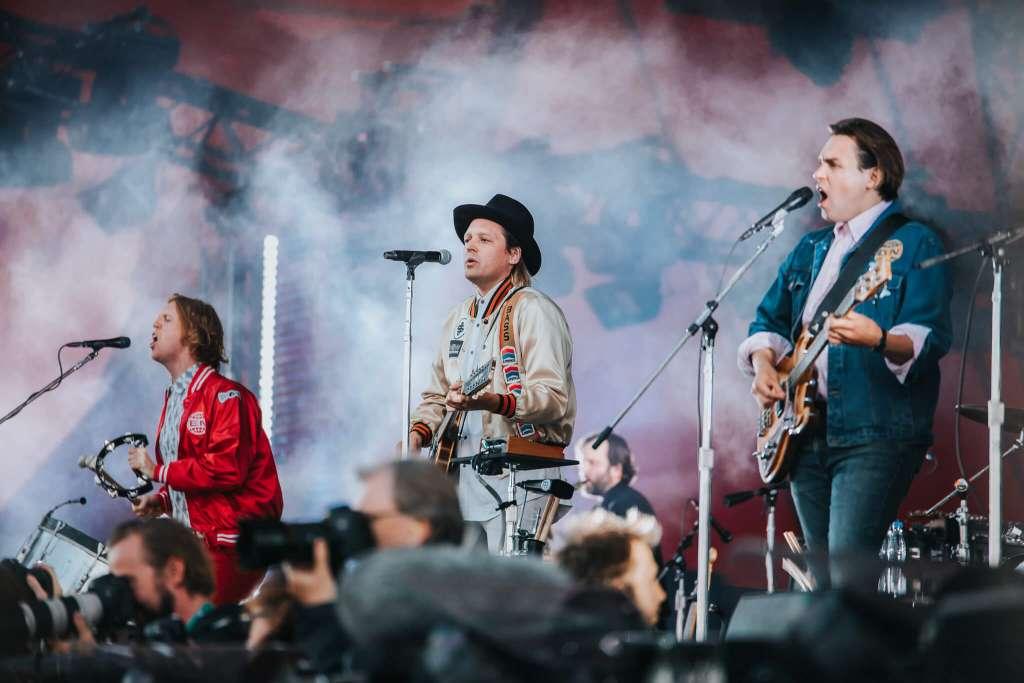 Arcade Fire London 2018