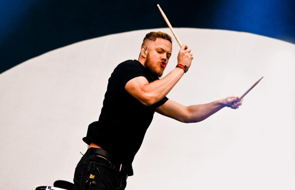 Imagine Dragons London 2018