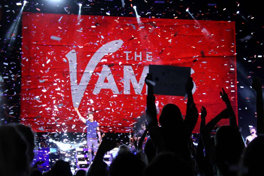 The Vamps London 2018