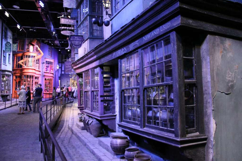 Harry Potter Wolrd